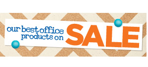 our best  office products on SALE »