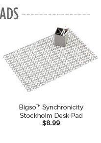 Bigso  Synchronicity Stockholm Desk Pad $8.99 »