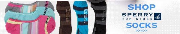 Shop Sperry Top-Sider socks at Journeys!