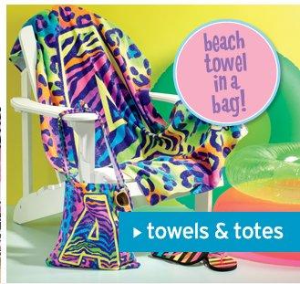 towels & totes