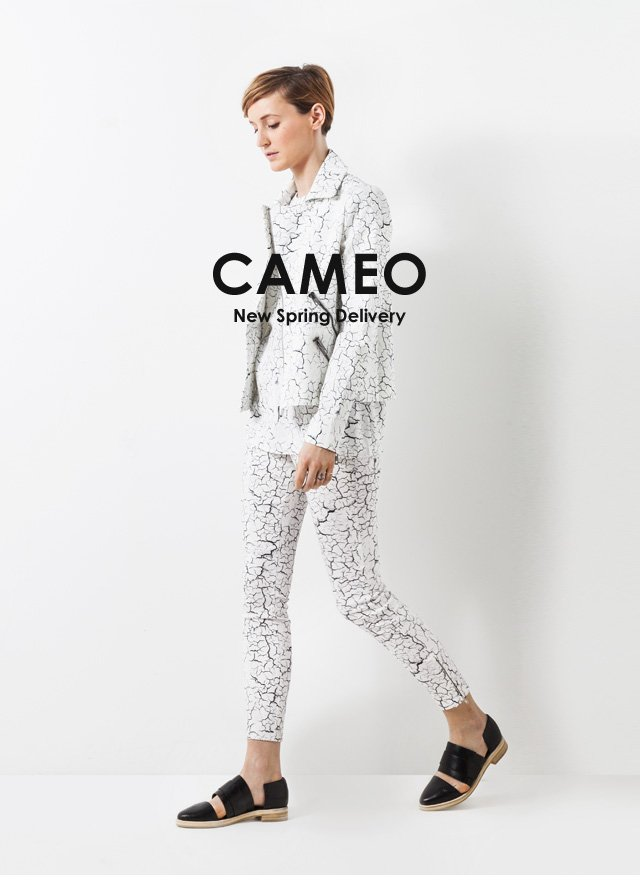 Cameo: New Spring Delivery