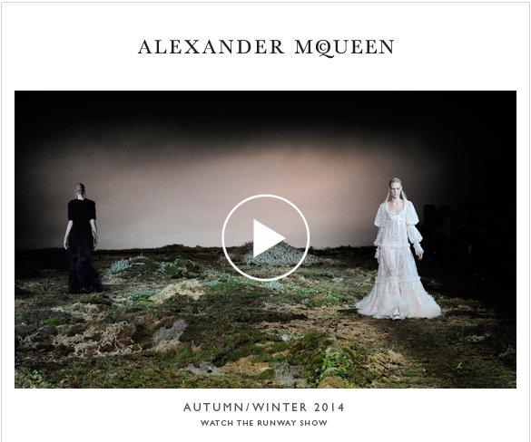 Autumn/Winter 2014. Watch the runway Show