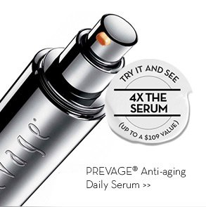 PREVAGE® Anti-aging Daily Serum.