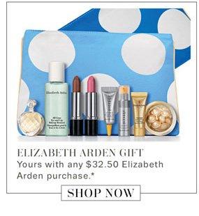Elizabeth Arden Gift*. Shop Now.