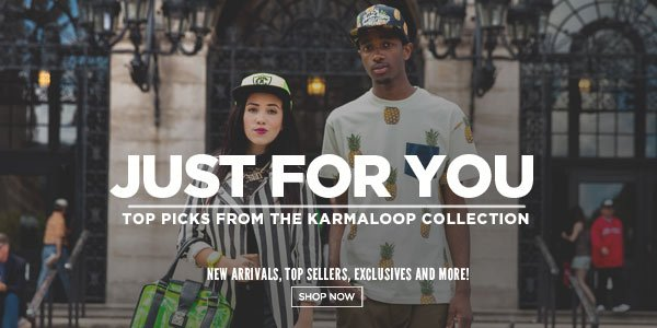 Shop Top Picks from Karmaloop!
