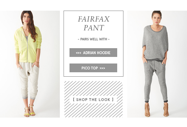 Fairfax Pant