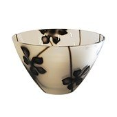 Provence Bowl 150x250mm, Black