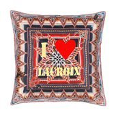 Christian Lacroix, I Love Lacroix Cushion