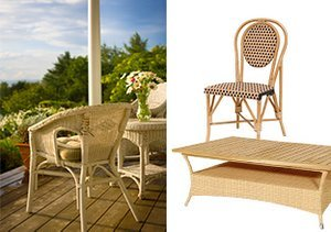 Get Outside: Palecek Chairs & Tables
