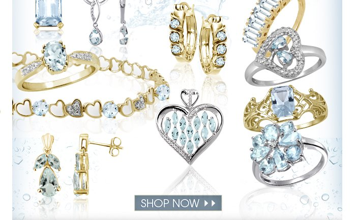Indulge in beautiful blue luxury with elegant pieces for every occasion! From $10. Shop Now>