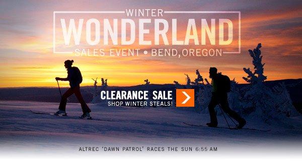 Final Winter Clearance Steals