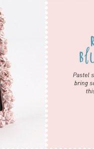 rosa frame blush pink 4x6