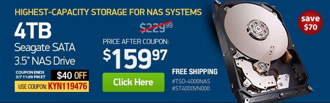 TSD-4000NAS