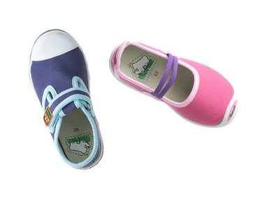 Ready for Spring: Kids' Shoes