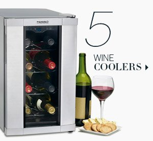 5. Wine Coolers