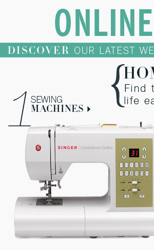 1. Sewing Machines