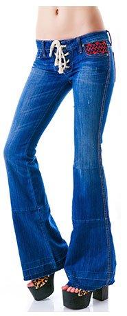 frankie-b-silverstein-flare-jeans
