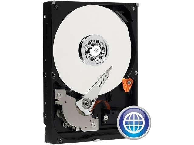 Western Digital WD10EZEX 1TB 7200 RPM 64MB Cache SATA 6.0Gb/s 3.5