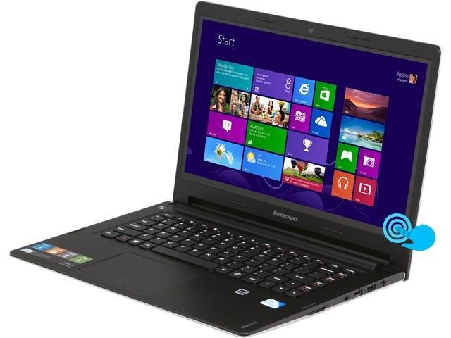 Lenovo IdeaPad S400 (59371476) Intel Pentium 2127U 1.9GHz 14.0