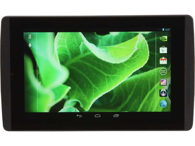 EVGA TEGRA NOTE 7 Tablet –  16GB Flash, 1GB RAM Quad Core Nvidia Tegra 4