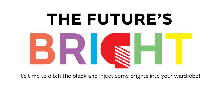 The future's bright