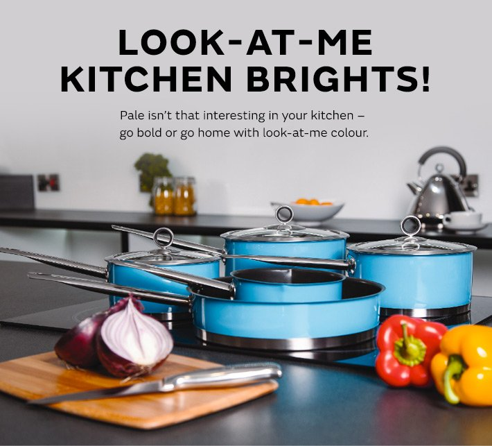 Look at me kitchen brights