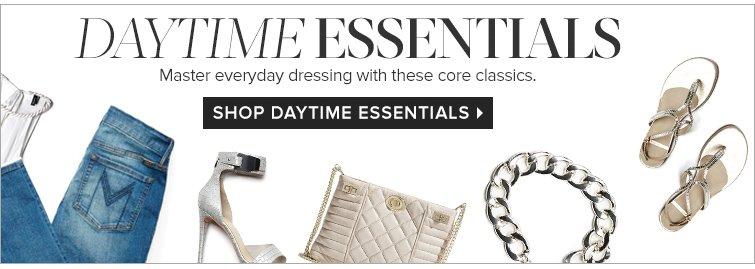 Shop Daytime Essentials