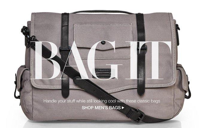 Shop Man Bags.