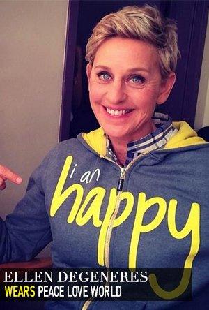 Ellen in Peace Love World