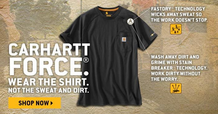 SHOP CARHARTT FORCE
