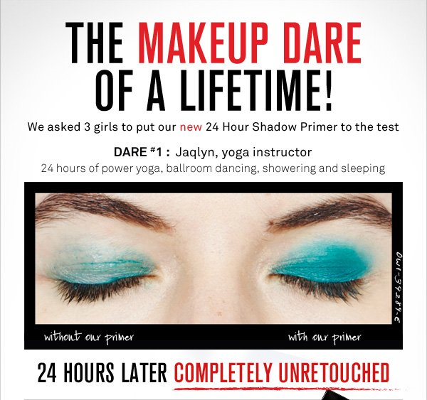 The Makup Dare of A Lifetime!
