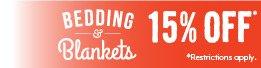 Bedding & Blankets Sale