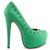 Liza - Green PU
