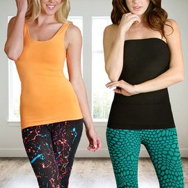 Seamless Layering: Spring Picks