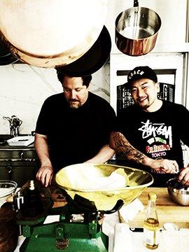 Roy Choi & Jon Favreau