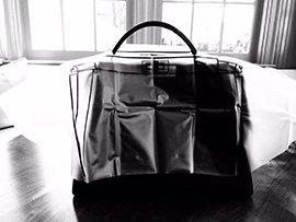 A Raincoat Bag for a Bag