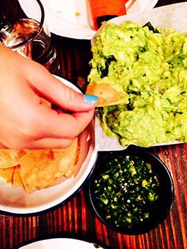 Guacamole + Dips