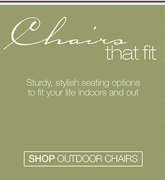 Shop Outdoor Chairs