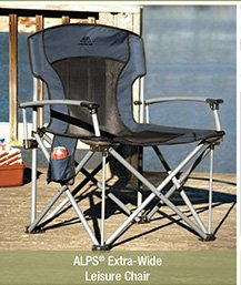 ALPS Extra-Wide Leisure Chair
