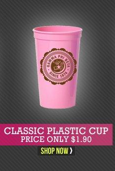 Classic Plastic Cups
