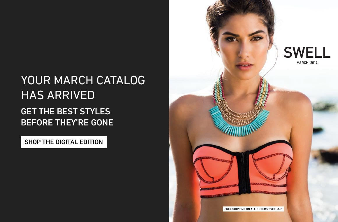 The March Catalog