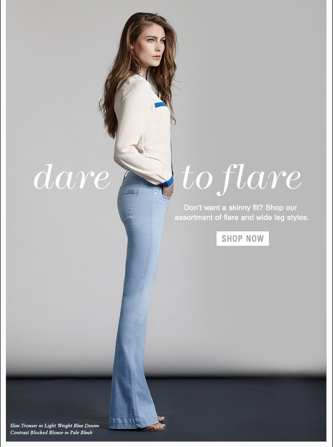 Dare To Flare - Shop Now