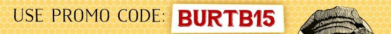 Promo Code BURTB10