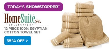 Today's Showstopper™ - HomeSuite