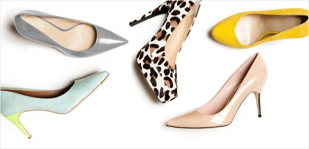 Run In, Strut Out: Heels Starting at $20