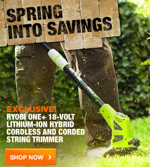 Spring Into Savings Shop Now