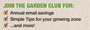 Join the Garden Club