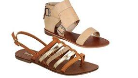 Newest Flat Sandal Trends