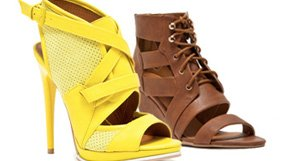 Footwear Fever by Qupid