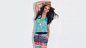 Aztec & Tie-Dye Prints